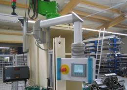 Elektrotechnik Montageanlage