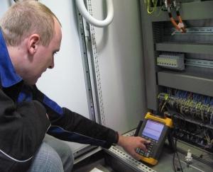 Wartung & Service Elektrotechnik